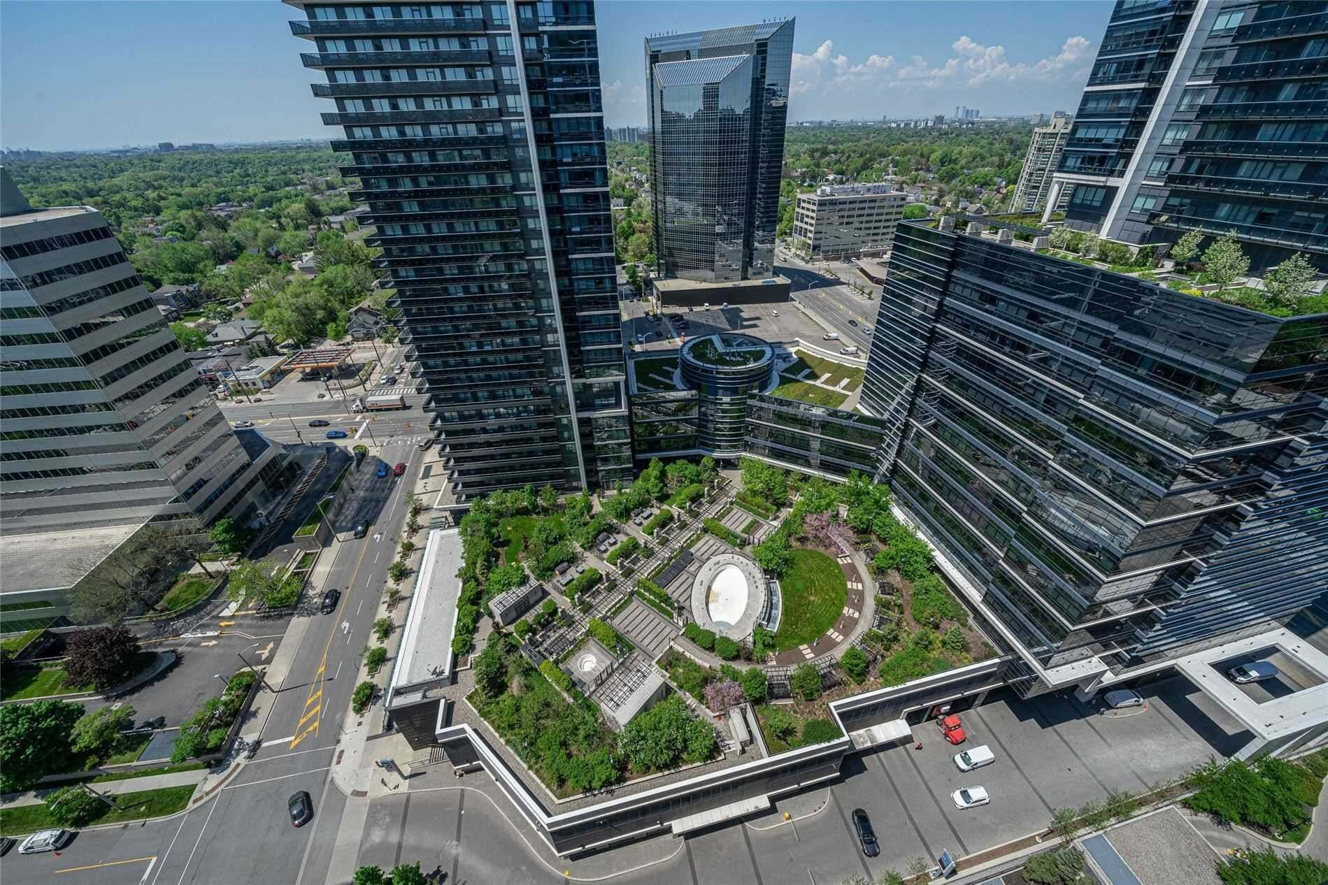 Apartment for rent at 23 Sheppard Ave Unit 2712 Toronto Ontario - MLS: C4769870