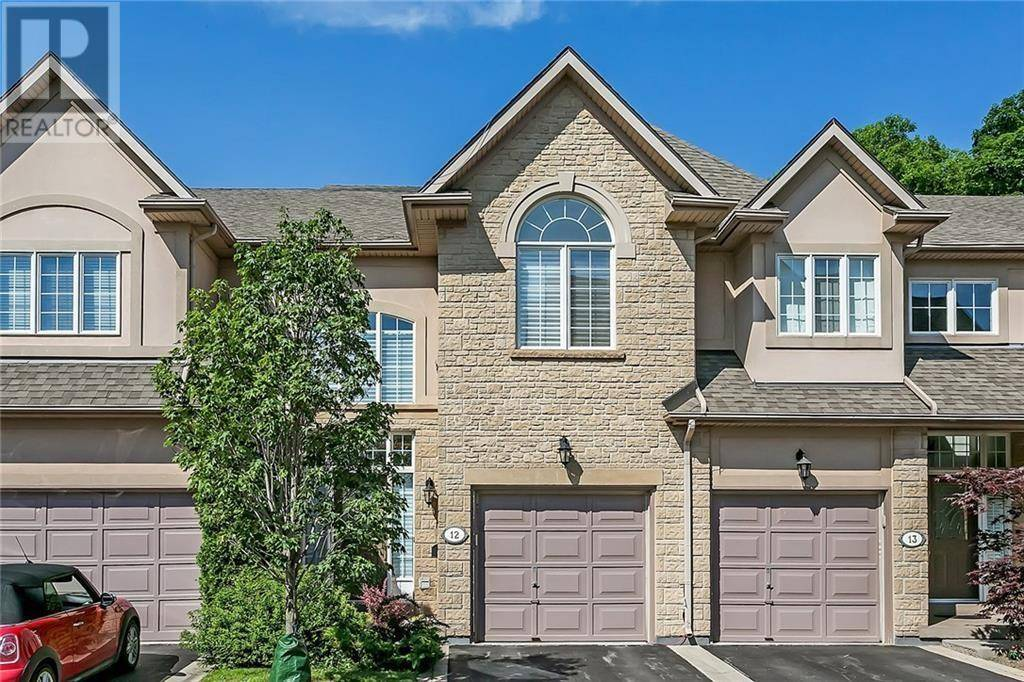 Townhouse for sale at 2303 Hill Ridge Ct Unit 12 Oakville Ontario - MLS: 30763562