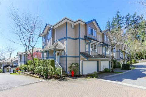 Townhouse for sale at 241 Parkside Dr Unit 12 Port Moody British Columbia - MLS: R2361152