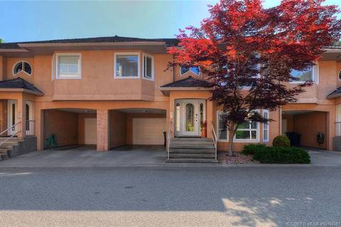 Townhouse for sale at 2425 Mount Baldy Dr Unit 12 Kelowna British Columbia - MLS: 10184967