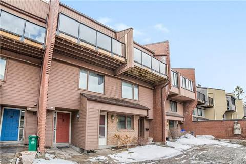 Townhouse for sale at 251 Bruyere St Unit 12 Ottawa Ontario - MLS: 1146391