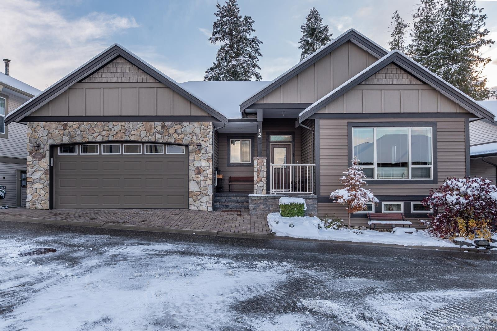 House for sale at 2850 7 Ave Northeast Unit 12 Salmon Arm British Columbia - MLS: 10218775
