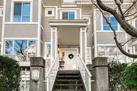 Townhouse for sale at 2883 Kent Avenue North Ave E Unit 12 Vancouver British Columbia - MLS: R2363737