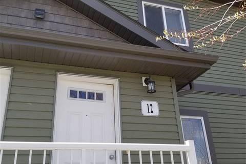 Townhouse for sale at 30 Oak Vista Dr Unit 12 St. Albert Alberta - MLS: E4142284