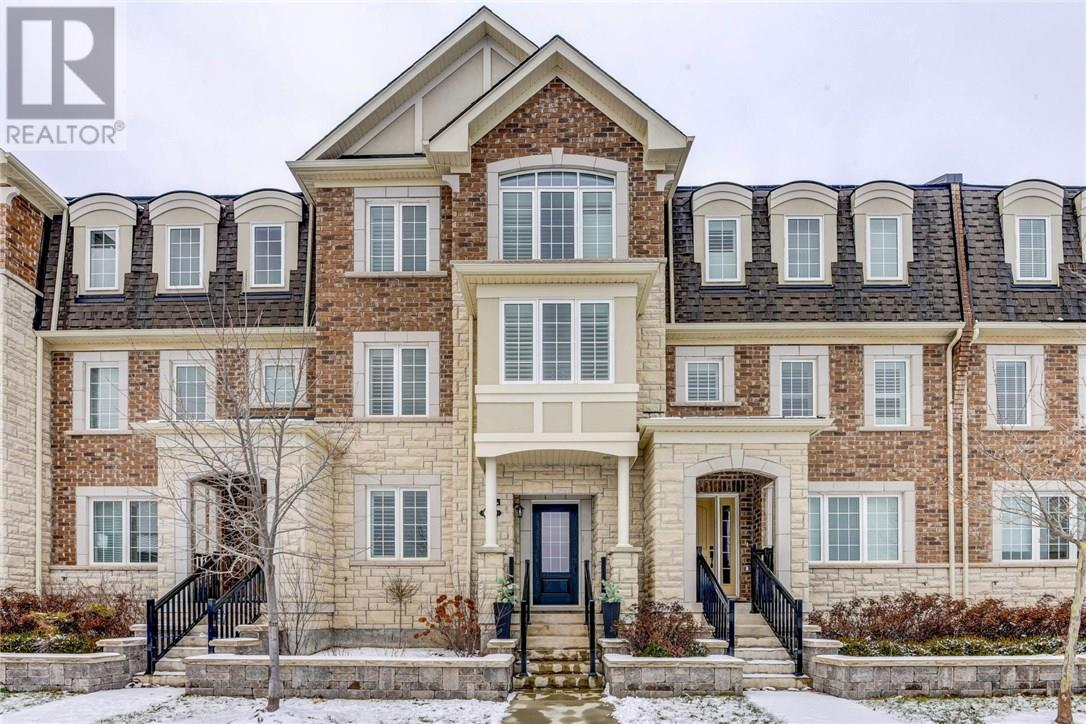 House for sale at 12-3002 Preserve Drive Oakville Ontario - MLS: W4330154