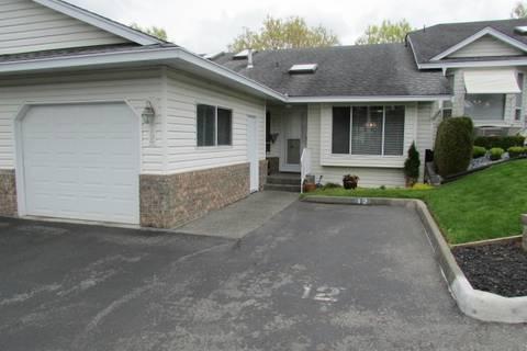 Townhouse for sale at 3054 Trafalgar St Unit 12 Abbotsford British Columbia - MLS: R2366111