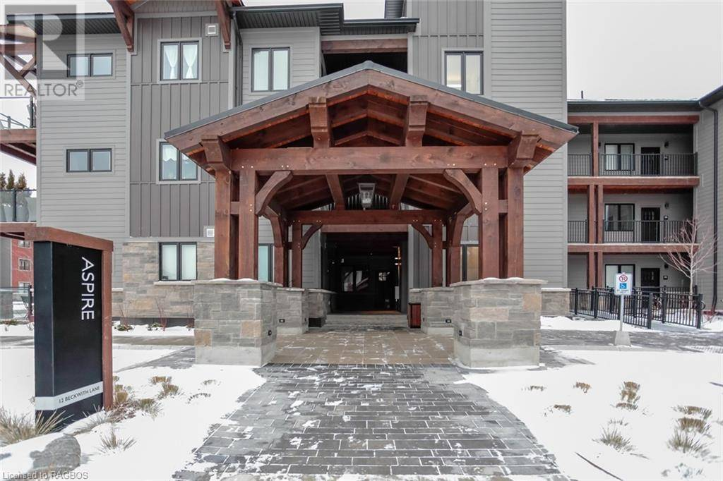 Apartment for rent at 307 Beckwith Ln Unit 12 The Blue Mountains Ontario - MLS: 238380