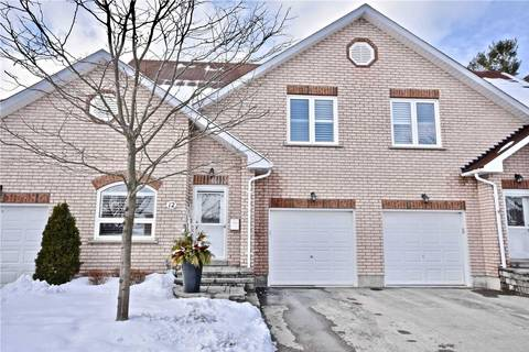 Condo for sale at 318 Little Ave Unit 12 Barrie Ontario - MLS: S4700121