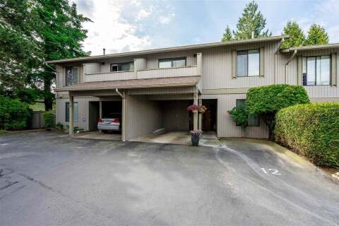 Townhouse for sale at 32858 Landeau Pl Unit 12 Abbotsford British Columbia - MLS: R2461350