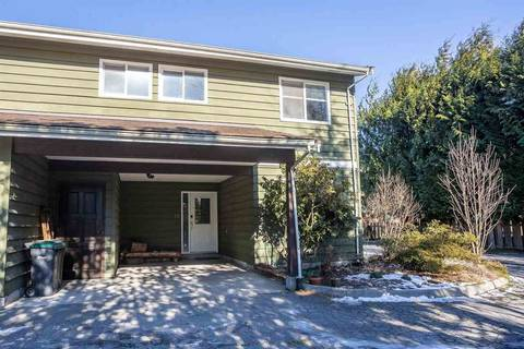 Townhouse for sale at 38397 Buckley Ave Unit 12 Squamish British Columbia - MLS: R2343426