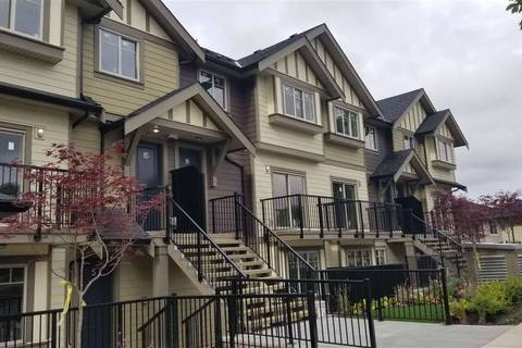 Condo for sale at 4033 Dominion St Unit 12 Burnaby British Columbia - MLS: R2387666