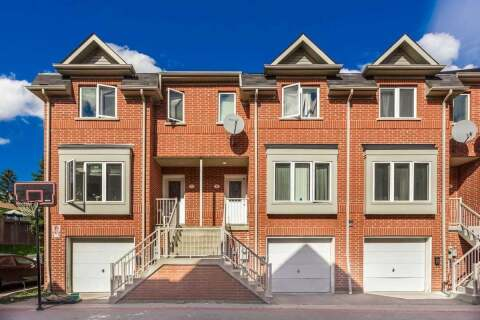 Townhouse for sale at 4200 Kingston Rd Unit 12 Toronto Ontario - MLS: E4900068