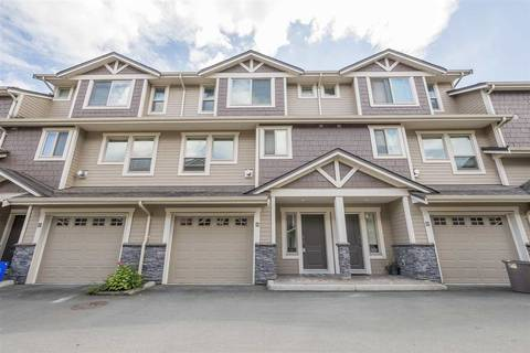 Townhouse for sale at 45624 Storey Ave Unit 12 Sardis British Columbia - MLS: R2434168
