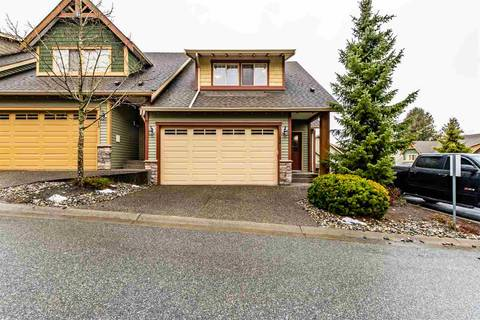 Townhouse for sale at 46840 Russell Rd Unit 12 Chilliwack British Columbia - MLS: R2435480
