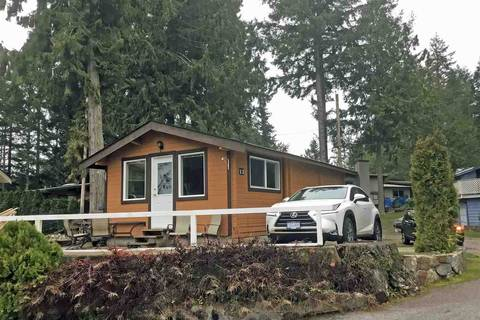 House for sale at 4995 Gonzales Rd Unit 12 Madeira Park British Columbia - MLS: R2329192