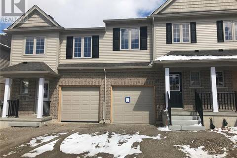 Townhouse for rent at 50 Pinnacle Dr Unit 12 Kitchener Ontario - MLS: 30723909