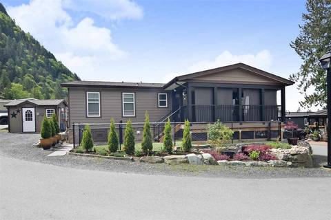 House for sale at 53480 Bridal Falls Rd Unit 12 Rosedale British Columbia - MLS: R2368963