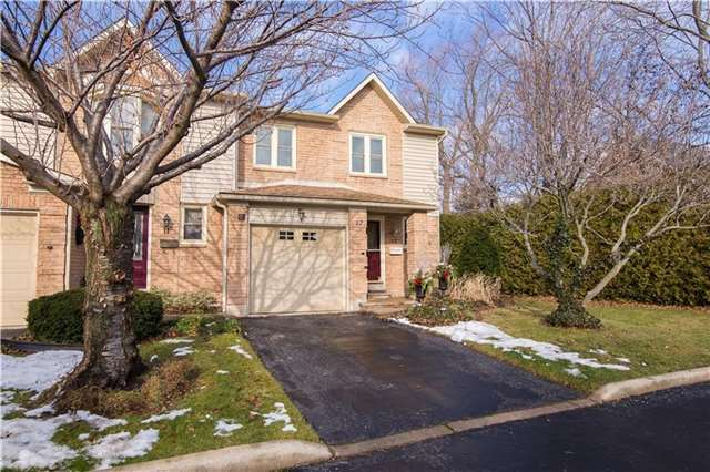 For Sale: 5411 Lakeshore Road, Burlington, ON | 3 Bed, 2 Bath Townhouse for $649,900. See 19 photos!