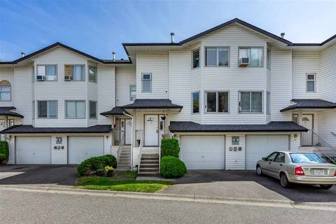 Townhouse for sale at 5904 Vedder Rd Unit 12 Sardis British Columbia - MLS: R2398616