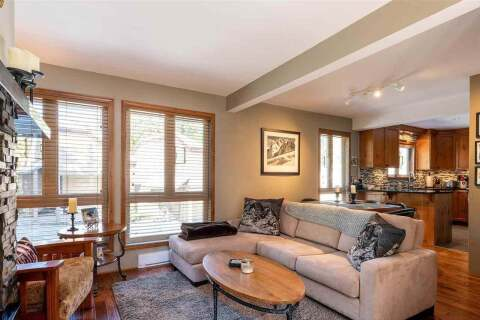 Townhouse for sale at 6125 Eagle Dr Unit 12 Whistler British Columbia - MLS: R2460018