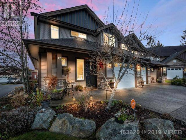 Townhouse for sale at 6250 Palahi Rd Unit 12 Duncan British Columbia - MLS: 463620