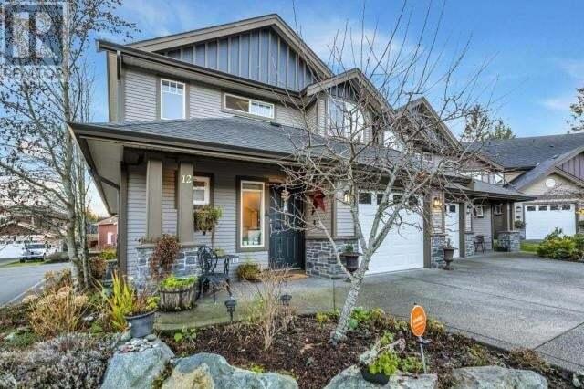 Townhouse for sale at 6250 Palahi Rd Unit 12 Duncan British Columbia - MLS: 468174