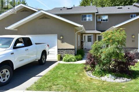 Townhouse for sale at 650 Ellis Ave Unit 12 Naramata British Columbia - MLS: 178863