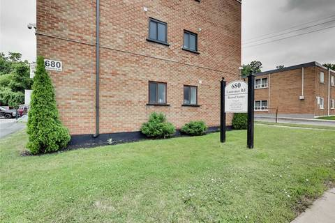 Townhouse for rent at 680 Lawrence Rd Unit 12 Hamilton Ontario - MLS: X4518285