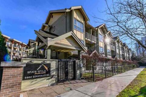 Townhouse for sale at 6860 Eckersley Rd Unit 12 Richmond British Columbia - MLS: R2497041