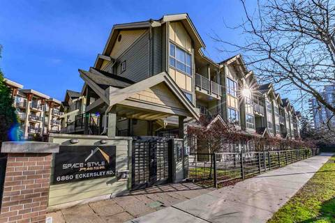 Townhouse for sale at 6860 Eckersley Rd Unit 12 Richmond British Columbia - MLS: R2422358