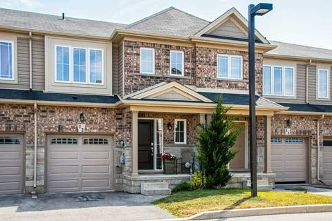 Townhouse for sale at 70 Highgate Dr Unit 12 Hamilton Ontario - MLS: X4520073