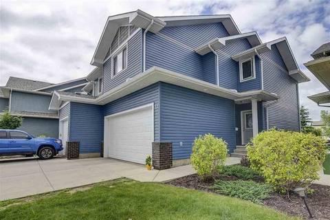 Townhouse for sale at 735 85 St Sw Unit 12 Edmonton Alberta - MLS: E4162802