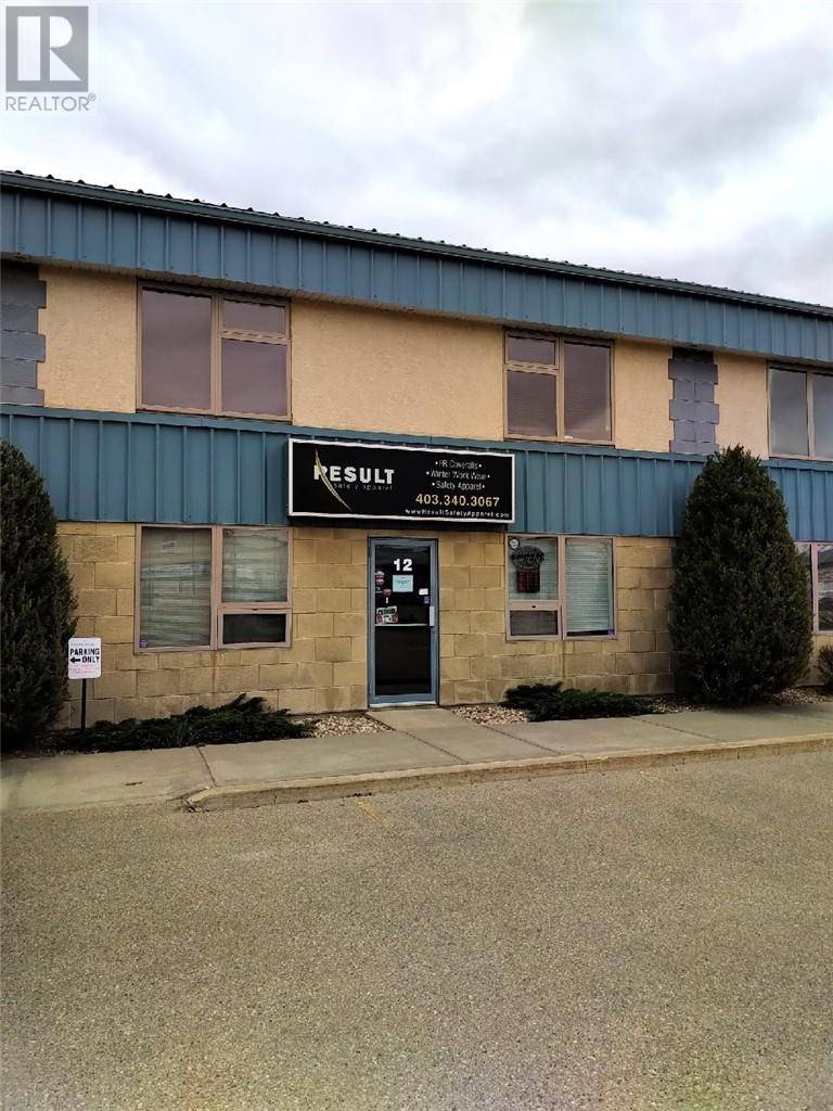 Commercial property for sale at 7459 Edgar Industrial Bend Unit 12 Red Deer Alberta - MLS: ca0191474
