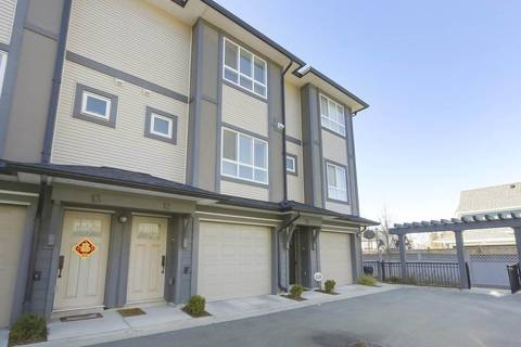 Townhouse for sale at 7691 Bridge St Unit 12 Richmond British Columbia - MLS: R2368497