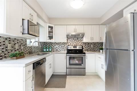 Townhouse for sale at 7711 Minoru Blvd Unit 12 Richmond British Columbia - MLS: R2371542