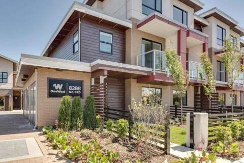 Townhouse for sale at 8288 No. 1 Rd Unit 12 Richmond British Columbia - MLS: R2508763
