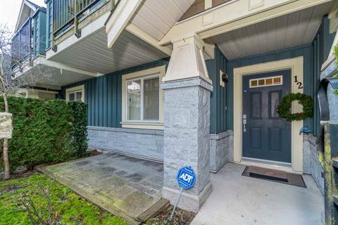 Townhouse for sale at 9628 Ferndale Rd Unit 12 Richmond British Columbia - MLS: R2430344