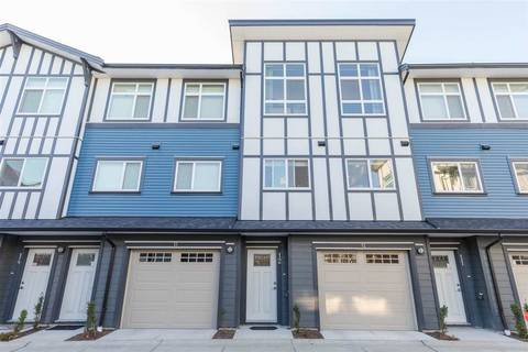 Townhouse for sale at 9680 Alexandra Rd Unit 12 Richmond British Columbia - MLS: R2416470