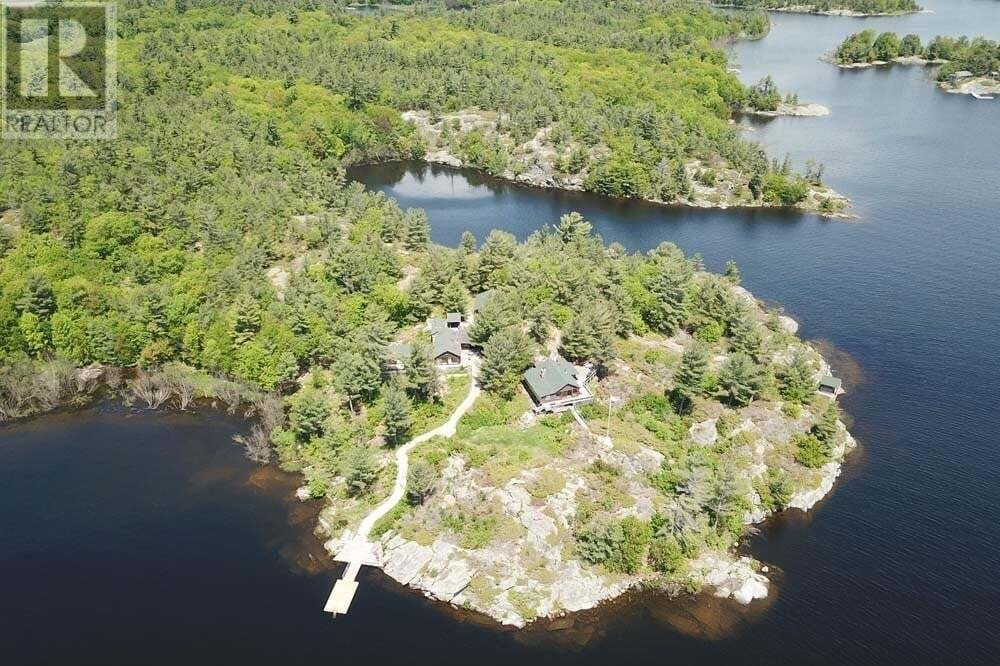 House for sale at 12 A27 Island  Pointe Au Baril Ontario - MLS: 30788033