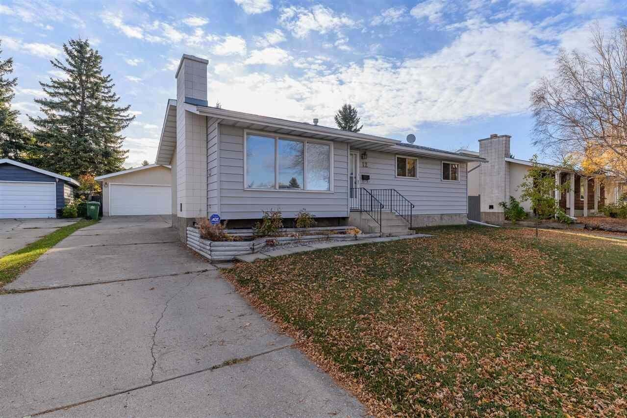 House for sale at 12 Addison Cr St. Albert Alberta - MLS: E4218106
