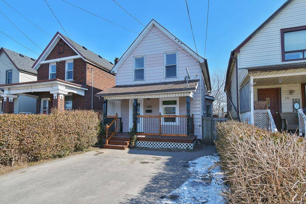House for sale at 12 Albemarle St Hamilton Ontario - MLS: H4072939
