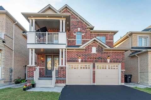 House for sale at 12 Amaretto Ct Brampton Ontario - MLS: W4818183