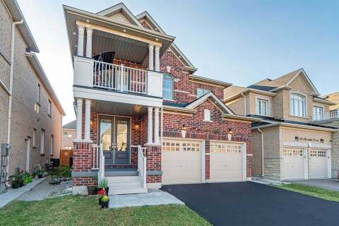 House for sale at 12 Amaretto Ct Brampton Ontario - MLS: W4852440