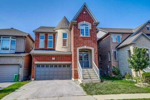 House for sale at 12 Amboise Cres Brampton Ontario - MLS: W4923850