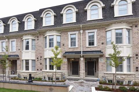 Townhouse for sale at 12 Amherst Circ Vaughan Ontario - MLS: N4960752