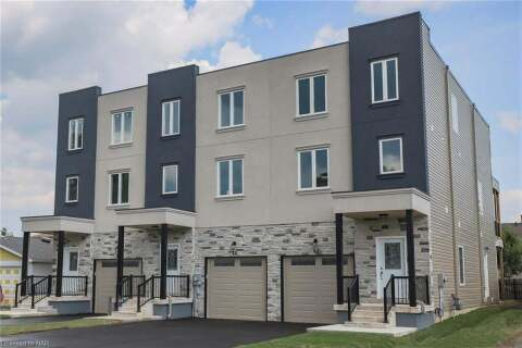 Townhouse for sale at 12 Ashford Pl St. Catharines Ontario - MLS: 30828255