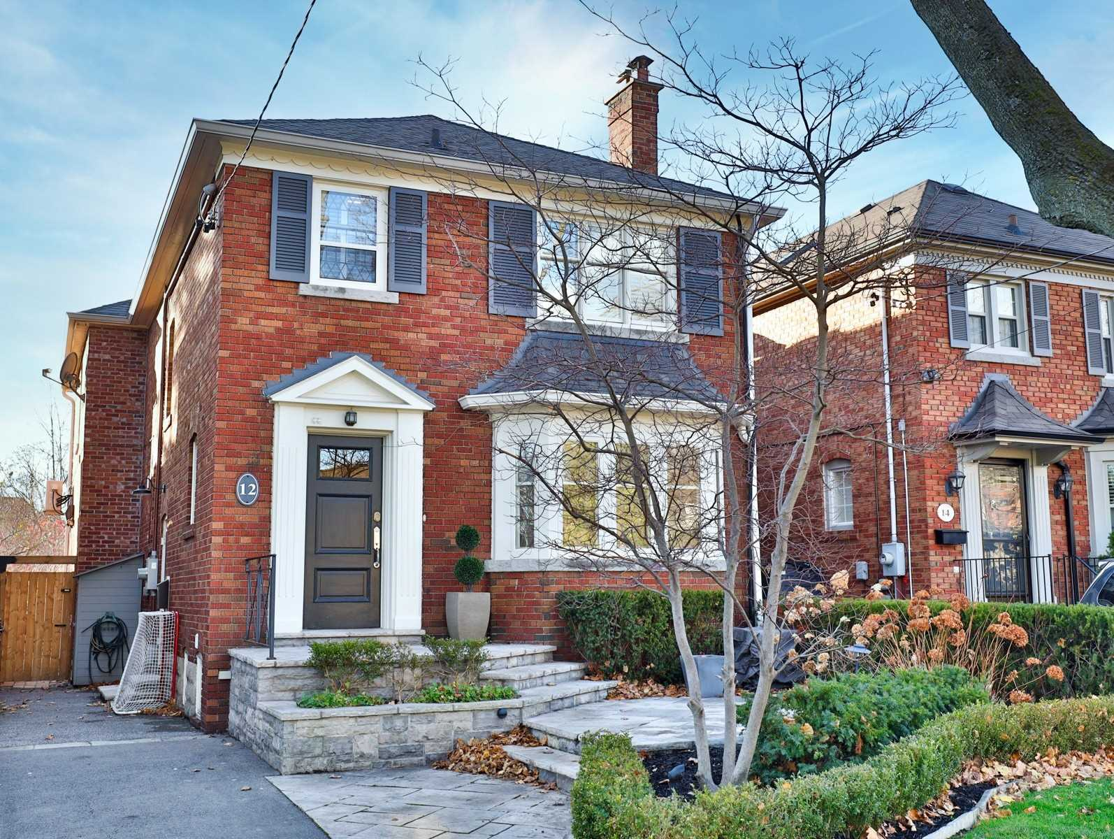 For Sale: 12 Astor Avenue, Toronto, ON   3 Bed, 5 Bath House for $2495000.00. See 37 photos!