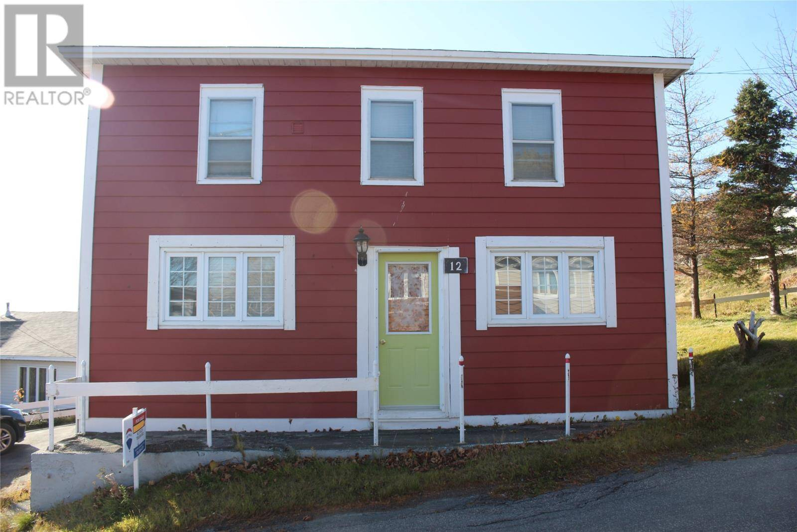 House for sale at 12 Back Rd Upper Island Cove Newfoundland - MLS: 1205306