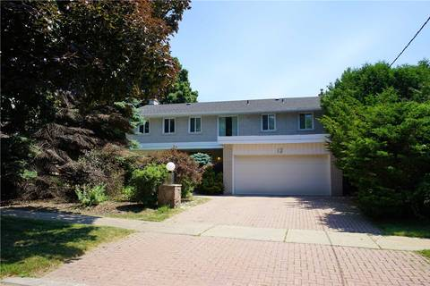 House for sale at 12 Banstock Dr Toronto Ontario - MLS: C4510558