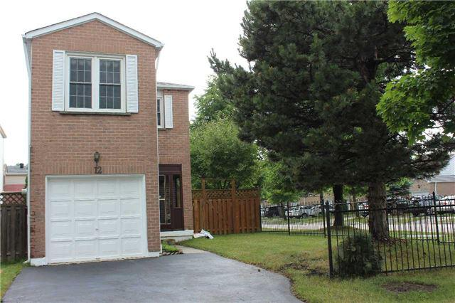 Removed: 12 Battinger Gate, Markham, ON - Removed on 2018-08-20 22:21:43